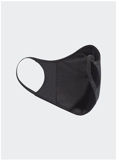 adidas Adidas Unisex Siyah Koruyucu Yüz Maskesi Siyah